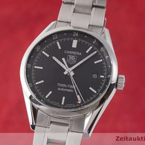 TAG Heuer Carrera Calibre 7 occasion 38.5mm Acier