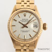 Rolex Oyster Perpetual Lady Date 6517 1960 pre-owned
