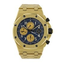 Audemars Piguet Royal Oak Offshore Chronograph Yellow Gold Watch