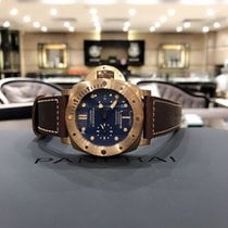 Panerai Bronze 47mm Automatic PAM 00671 new