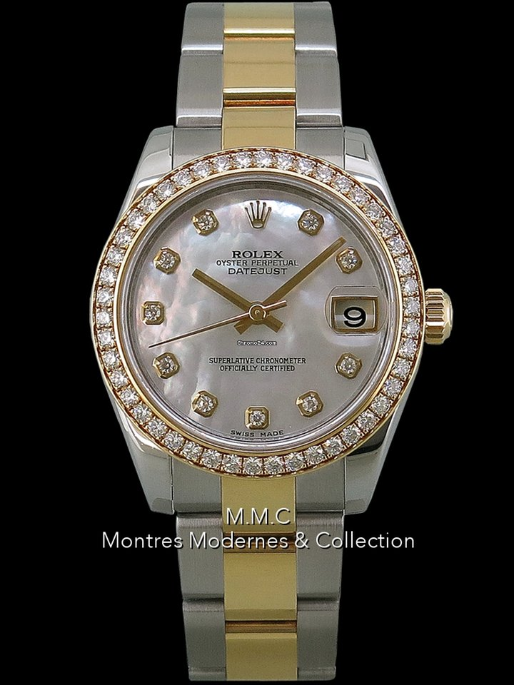 5d3d2c08965 Montres Rolex Lady-Datejust d occasion