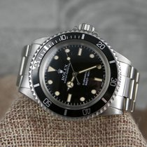 Rolex 5513 Steel 1987 Submariner (No Date) 40mm pre-owned United Kingdom, London