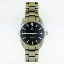Omega 2502.52 Steel Seamaster Railmaster 41mm pre-owned United States of America, New York, NYC