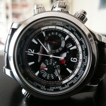 Jaeger-LeCoultre Master Compressor Extreme World Chronograph occasion 46.3mm Acier