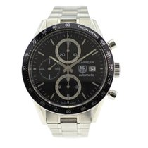 TAG Heuer Cv2010 Steel Carrera Calibre 16 41.5mm
