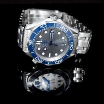 Omega Seamaster Diver 300 M Steel 42mm Grey United States of America, California, San Mateo