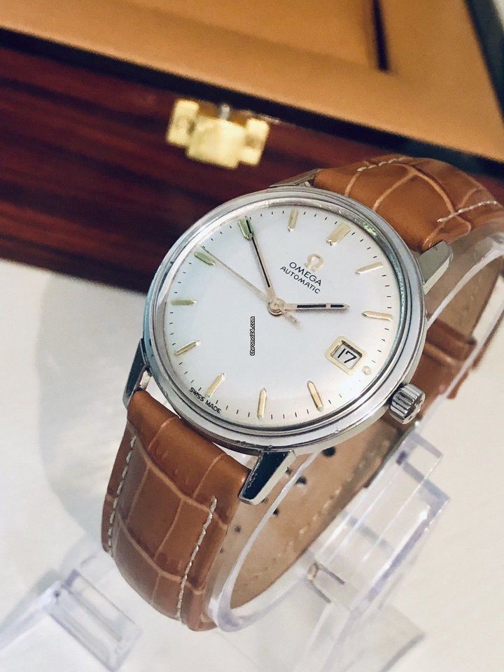 d1d769dfd50da Omega Seamaster Automatic cal 565 mens vintage 1968 watch for  1