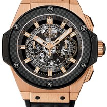 Hublot Rose gold 48mm Automatic 701.OQ.0180.RX pre-owned United Kingdom, Wilmslow