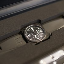 Bell & Ross BR 03-92 Ceramic pre-owned 42mm Ceramic