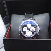Chopard Mille Miglia gebraucht 44mm Schwarz Chronograph Datum Tachymeter Kautschuk