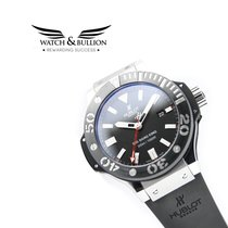 Hublot Palladium Automatic Black 48mm new Big Bang King
