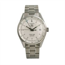 TAG Heuer Carrera Calibre 7 Steel 36mm Silver No numerals United States of America, New York, New York