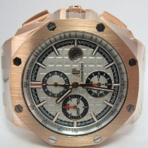 Audemars Piguet Royal Oak Offshore Chronograph Rose gold 44mm White No numerals United States of America, Hawaii, Honolulu