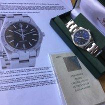 Rolex Air King Precision nuevo 2001 Automático Reloj con estuche y documentos originales 14010