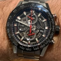 TAG Heuer Carrera Calibre HEUER 01 pre-owned 45mm