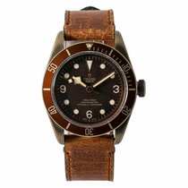 Tudor Black Bay Bronze 2010 pre-owned