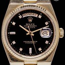 Rolex Day-Date Oysterquartz 19018 1979 rabljen