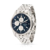 Breitling Bentley Mark VI Zeljezo 42mm Plav-modar