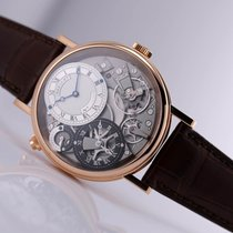 Breguet Tradition Rose gold 40mm Silver Roman numerals United States of America, New Jersey, Princeton
