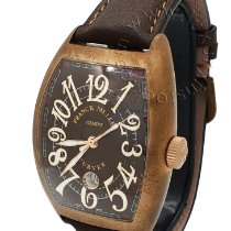 Franck Muller Bronze Automatic Brown 39mm new