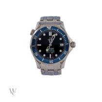Omega Seamaster Diver 300 M 2561.80.00 1998 tweedehands