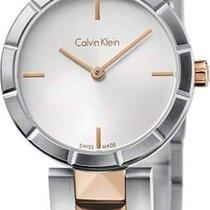 ck Calvin Klein Stahl 30mm Quarz K5T33BZ6 neu Deutschland, Rheda-Wiedenbrück