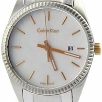 ck Calvin Klein Steel 30mm Quartz K5R33B4G new United States of America, New York, Brooklyn