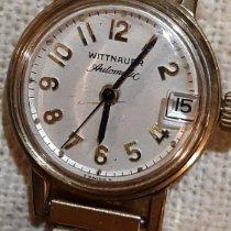 Wittnauer Relógio de senhora 21mm Automático usado Só o relógio 1970