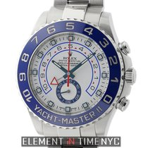 Rolex Yacht-Master II Steel 44mm White United States of America, New York, New York