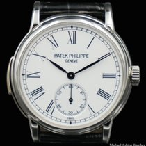 Patek Philippe Platinum 38mm Automatic 5078P new