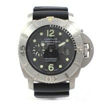 Panerai Titanium Luminor Submersible 2500M watch Ref. Pam285