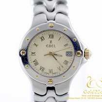 Ebel 28mm Quartz tweedehands Sportwave Champagne