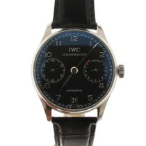 IWC Portoghese Portuguese 7 Days 5001