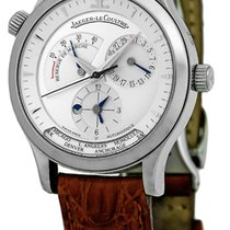 """Jaeger-LeCoultre Gent's Stainless Steel  """"Master..."""