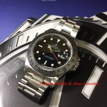 劳力士  (Rolex) 16570 Explorer II Steel Black Dial M serial Watch...
