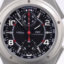 IWC Ingenieur Collection AMG Chronograph Titanium Top Sportler