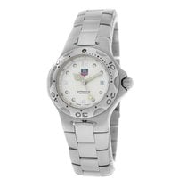 TAG Heuer Authentic Ladies  Kirium WL1314 Steel Date 200M