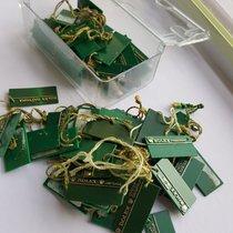 Rolex Vintage Green Hangtangs