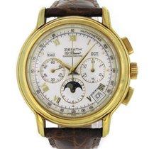 Zenith Men's 0240410 El Primero Moon phase Watch