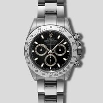 Rolex Daytona black Dial Ref. 116520