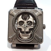 Bell & Ross BR01 Laughing Skull Limited Edition 500 pcs