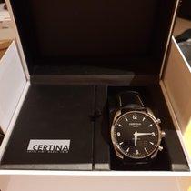 Certina Acier 42mm Quartz c0204191605700 occasion