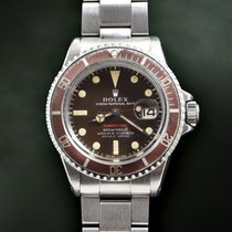 Rolex Aluminum Automatic pre-owned Submariner