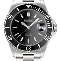 Marcello C. Steel Automatic Nettuno 3 new