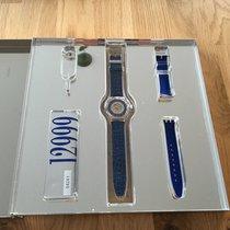Swatch Platin 36mm Automatik SAZ101 neu Deutschland