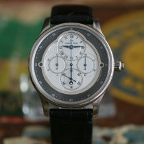 Jaquet-Droz Complacation La Chaux-De-Fonds Monopusher Chronograph