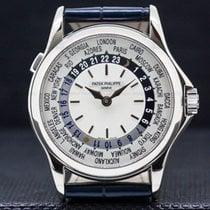 Patek Philippe World Time 37mm White gold