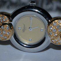 Chopard Happy Diamonds Steel 23mm Champagne No numerals United States of America, New York, Greenvale