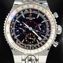 Breitling Montbrillant Légende Steel 47mm Black United States of America, Florida, Boca Raton
