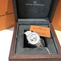 Girard Perregaux Acciaio 41mm Automatico 49860 usato Italia, milano